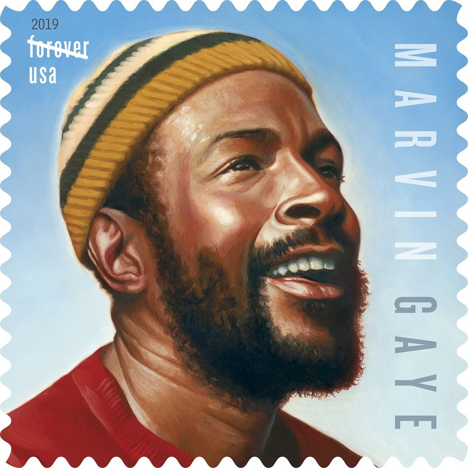 One of the Greatest Soul Artists of All Time Gets Own Stamp